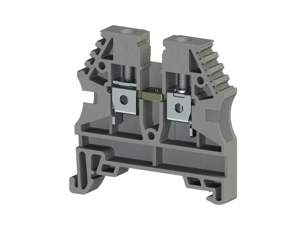 克林森AVK系列AVK 4螺栓式接线端子
