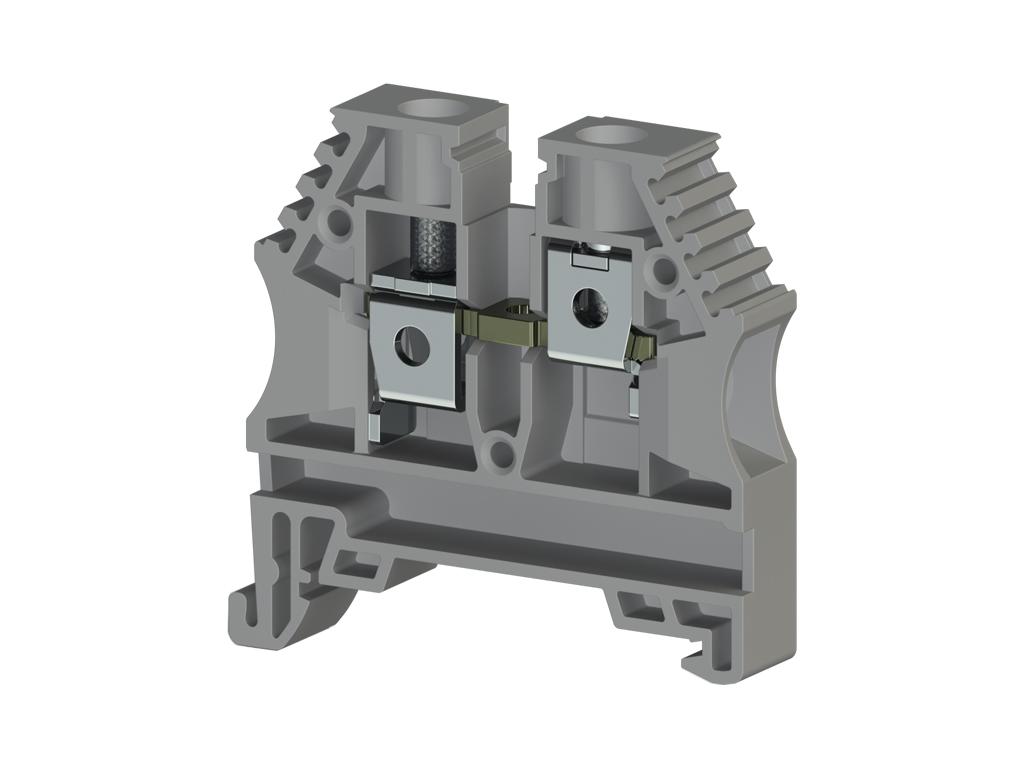 克林森AVK系列AVK 6螺栓式接线端子