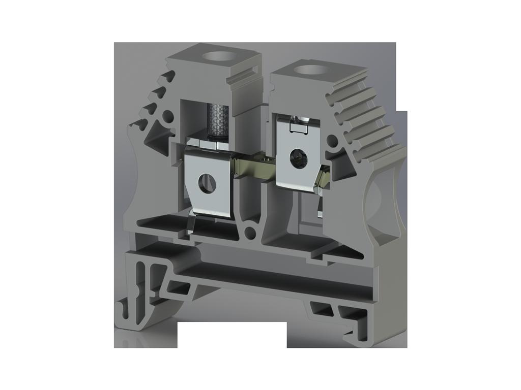 克林森 AVK系列AVK 10螺栓式接线端子