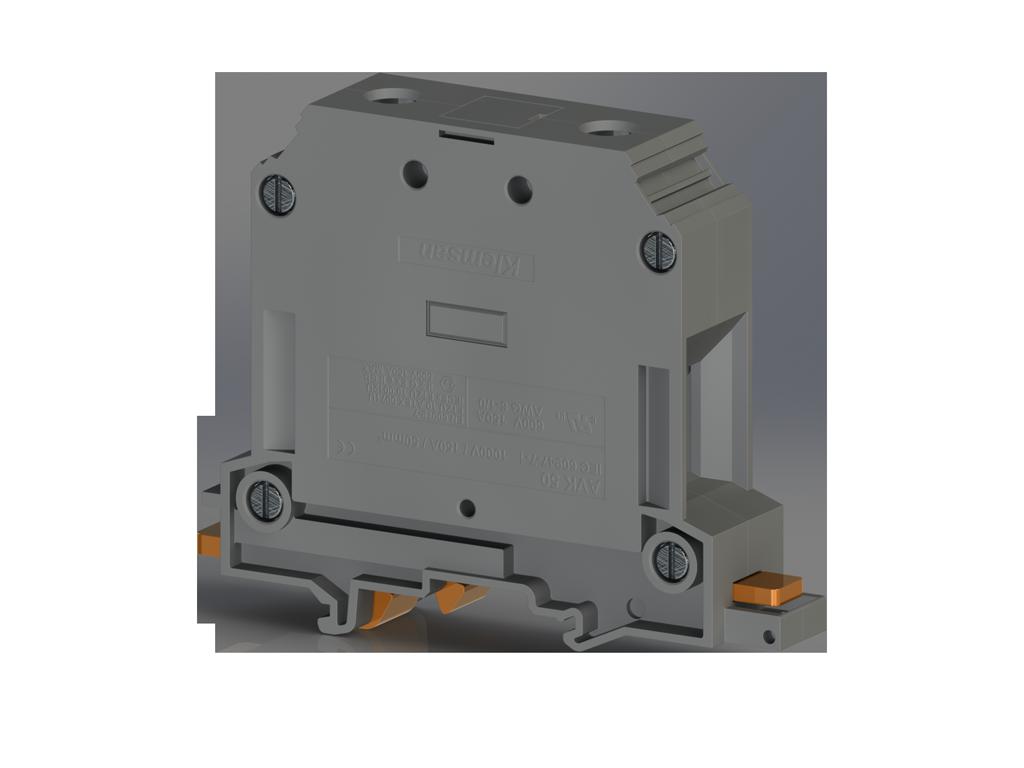 克林森AVK系列AVK 50螺栓式高电流接线端子