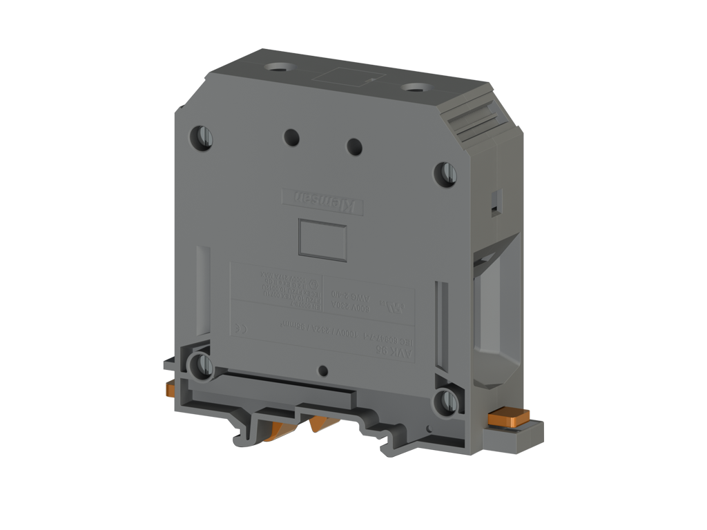 克林森AVK系列AVK 95螺栓式高电流接线端子