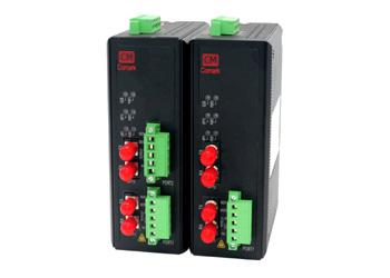 訊記CAN/DeviceNet/CANOpen總線光纖中繼器