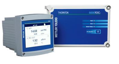 梅特勒-托利多 5000TOCi 总有机碳分析仪