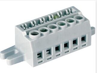 宇联科技OMC021-508插拔式端子台的接头
