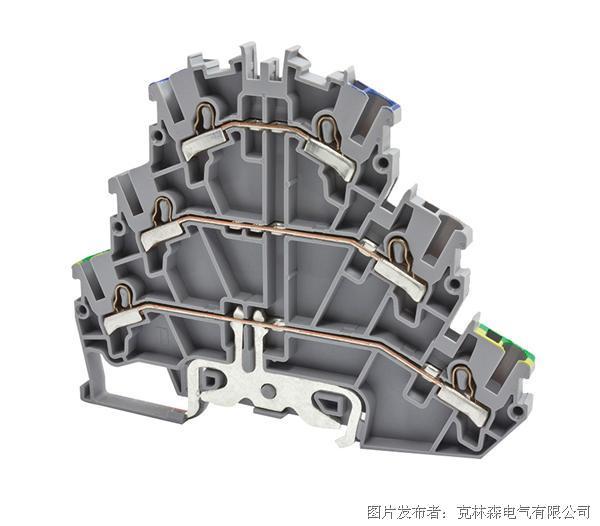 克林森PYK系列PYK 2.5-2FT多层插拔式接线端子