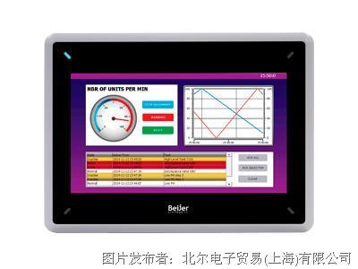 北尔电子iX T7F-2操作面板