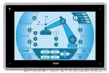 北尔电子iX T10F-2 操作面板