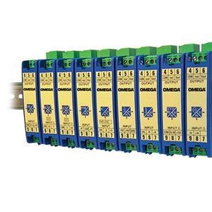 OMEGA  DRF系列DIN导轨安装式可配置信号调节器