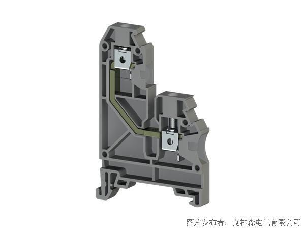 克林森 AVK RD系列标准螺丝夹紧端子AVK 4 GD