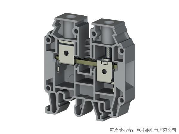 克林森AVK系列AVK 16 RD螺栓式接线端子