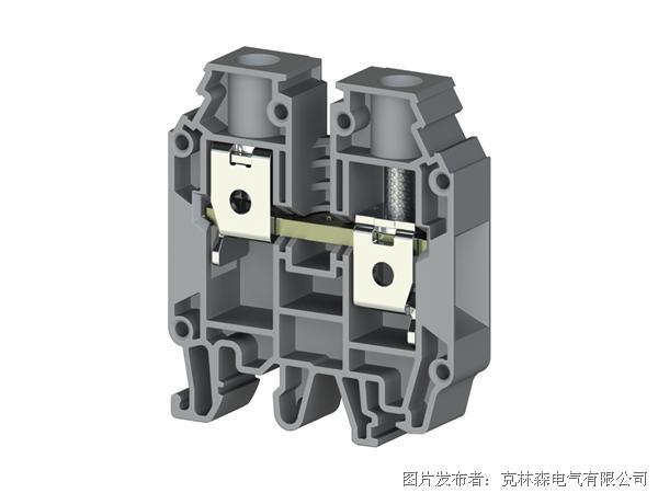 克林森AVK系列AVK 25 RD螺栓式接线端子