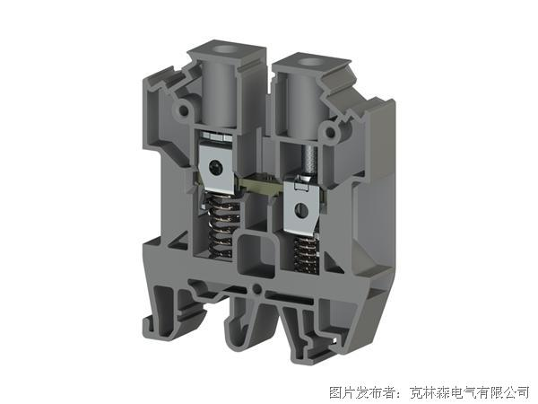克林森AVK Y系列螺栓式接线端子AVK Y10