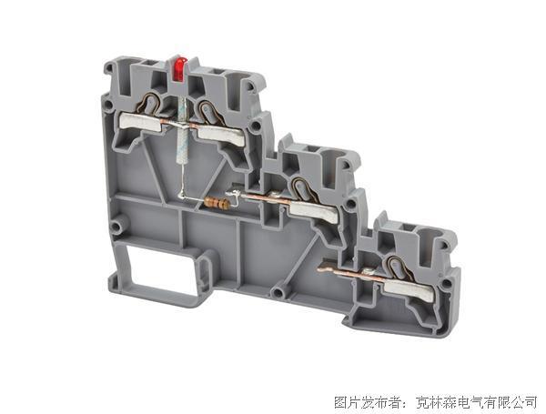 克林森 实用传感器接线端子PYK3S PNP 24VDC