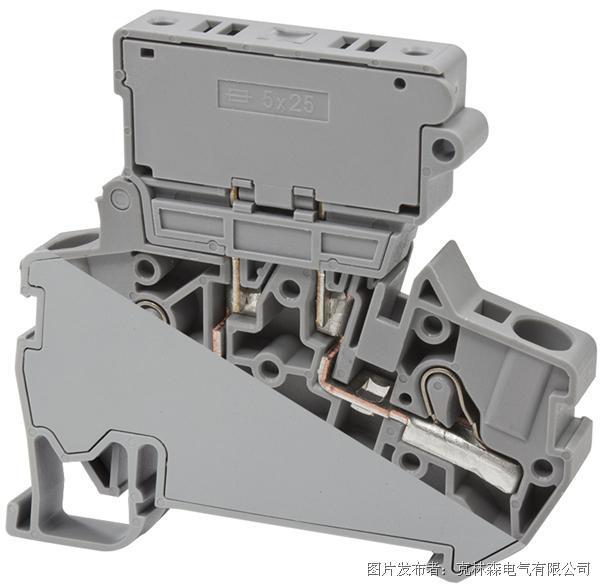 克林森 实用弹簧保险丝断开端子PYK4S(5x25)