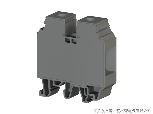 克林森 PV系列螺丝夹紧导轨端子AVK 35 RD PV
