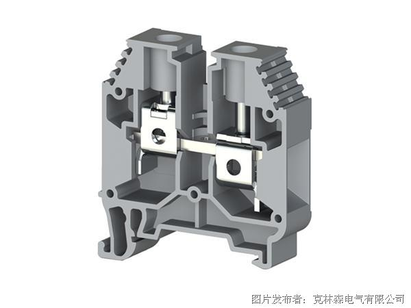 克林森 PV系列螺丝夹紧导轨端子AVK 16 PV