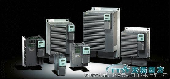 产品介绍   西门子G120变频器   西门子G120变频器特点一:   模块化设计,可灵活扩展   面向未来的驱动理念,用户可以在同一变频器系统中实现不断的创新。出众的维护和维修友好性。   应用:灵活驱动,适用于各种应用完全集成的安全保护功能,全球首款具有SS1和SLS功能的产品。   西门子G120变频器特点二:   基于集成化的安全保护技术,设备运行更安全,操作更简便。   由于集成了安全保护功能,使具有安全保护的自动化和驱动系统的购建费用大大降低。也有效的保证了人机安全。应用:生产机械(包装机、