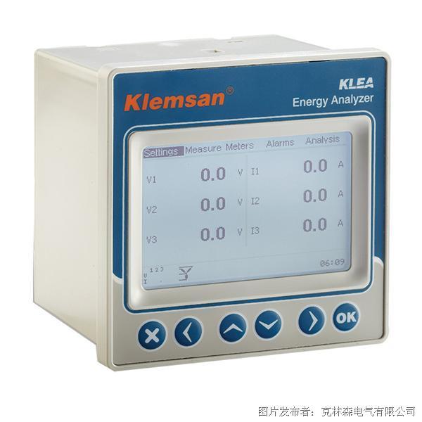 克林森 能量分析仪KLEA 322P