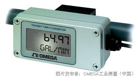 OMEGA    FDT-30系列时差式超声波流量计