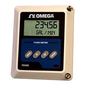OMEGA  FD-400系列超声波多普勒流量计