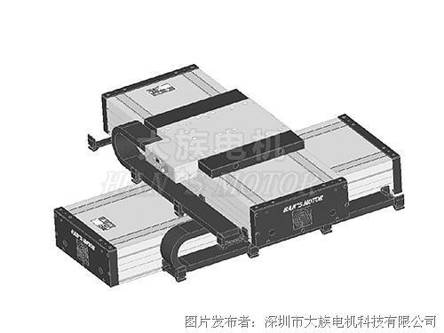 大族电机 LMS×42双轴直线电机平台