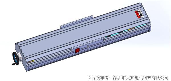 大族电机 LSSS180(手摇驱动)直线电机平台