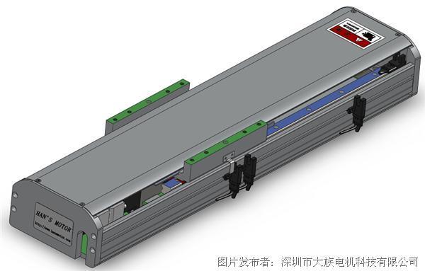 大族电机LSSS135伺服平台