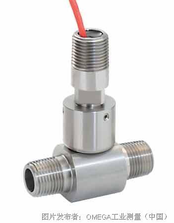 OMEGA    FTB-1300 系列经济型液体涡轮流量计