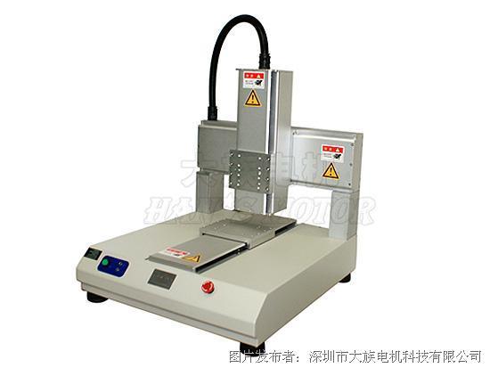 大族电机 LSSS23龙门伺服平台