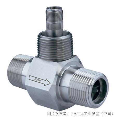 OMEGA    FTB-1400系列经济型液体涡轮流量计