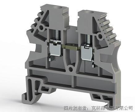 克林森AVK系列AVK 2,5螺栓式接线端子