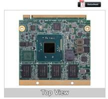 罗升DFI BT701-低功耗的Qseven模块