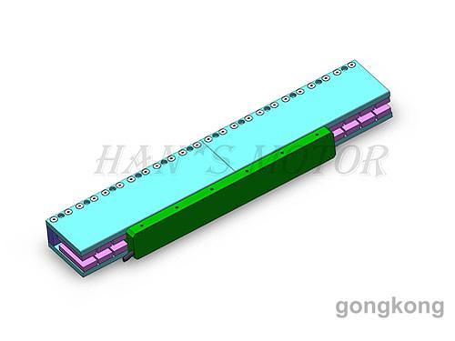 大族电机 LSMU5 I型无铁芯电机