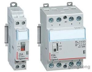 羅格朗 CX3系列帶手動控制模數化接觸器