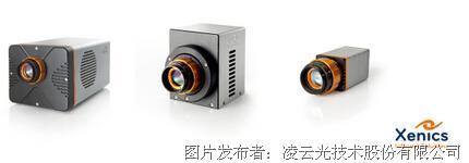 Xenics  XEVA/LNYX系列短波红外线阵相机