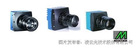 Mikrotron  EoSens系列高灵敏度高速相机