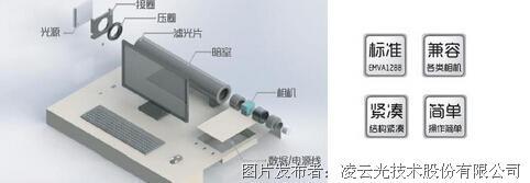 LUSTER 相机光电参数测试系统TM mini