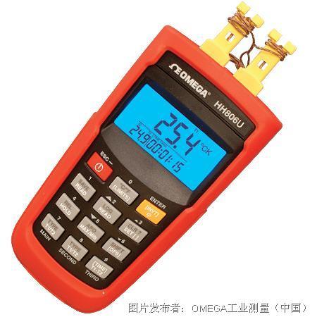 OMEGA无线和高精度数据记录器/温度计