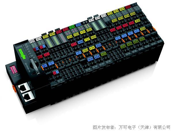 WAGO XTR系列 I/O-SYSTEM 750 XTR系列