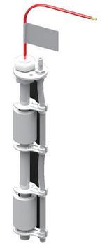 Gems捷邁 LSP-350 系列多點液位開關