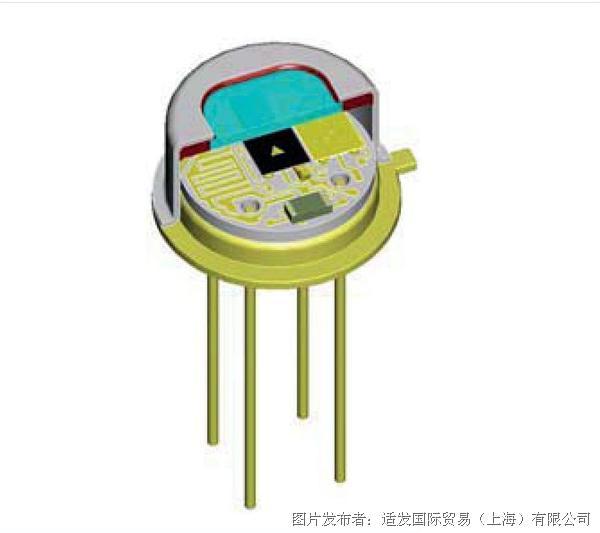 德国InfraTec 红外线气体传感器LME-336
