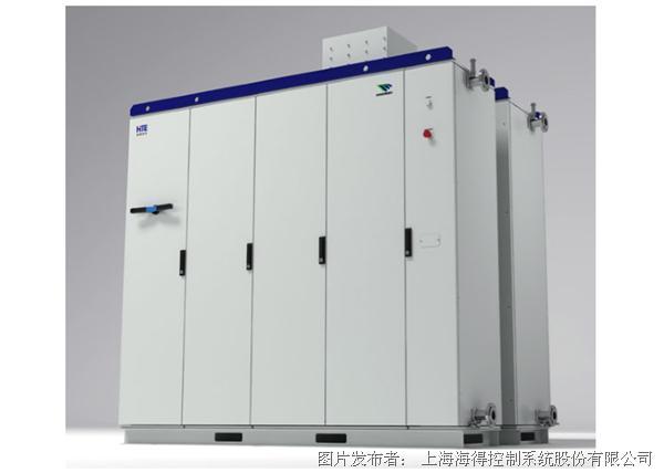 海得 2.5MW全功率水冷变流器