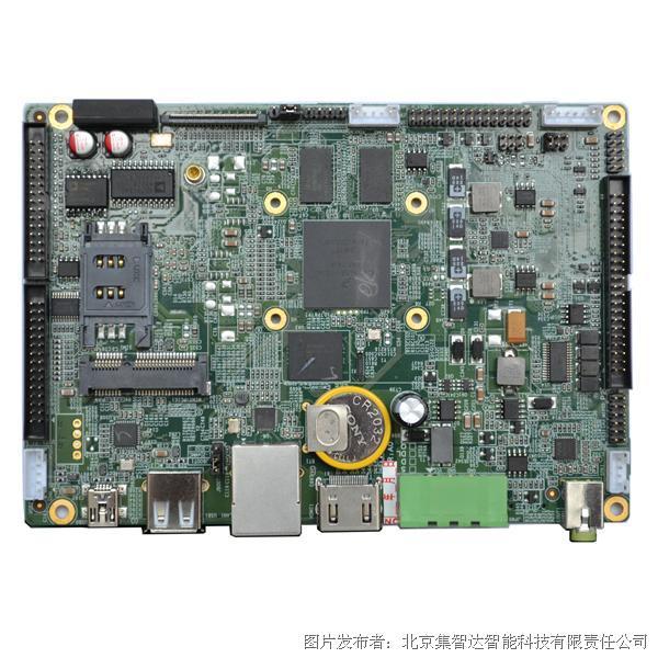 集智达智能 GEA-6303嵌入式主板