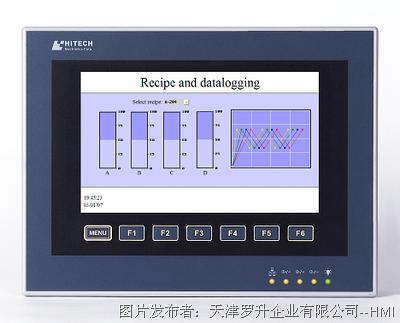 Hitech PWS6710 7寸数控装置
