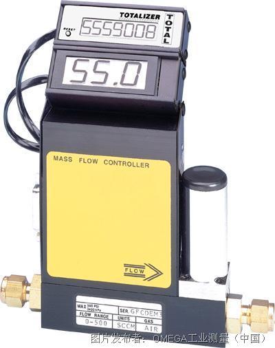 OMEGA 经济型气体质量流量控制器