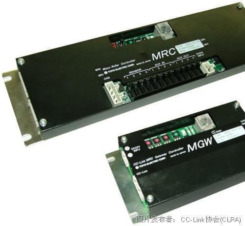 CLPA CC-Link V2.0 MRC网关控制器