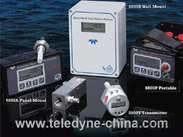 Teledyne 8800A在线露点仪