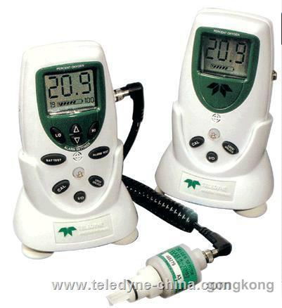 Teledyne MX300医用氧气浓度监护仪