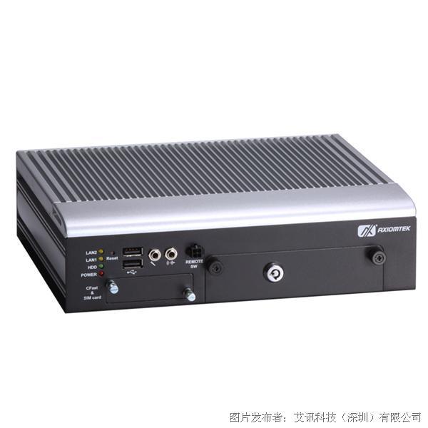 艾讯科技 车载应用嵌入式计算机系统平台tBOX313-835