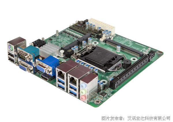 艾讯宏达 SYS86355VGGA H81芯片组Mini-ITX主板